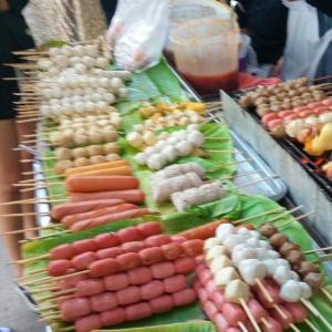 タイの屋台料理や手軽なローカルご飯 バンコク編