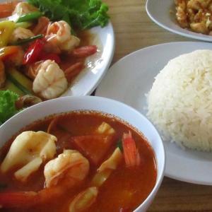 タイの屋台料理や手軽なローカルご飯 クラビ編