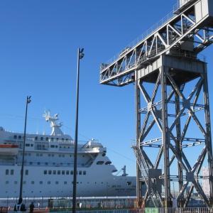 横浜港客船とベイエリアのイベントカレンダー2020年1月
