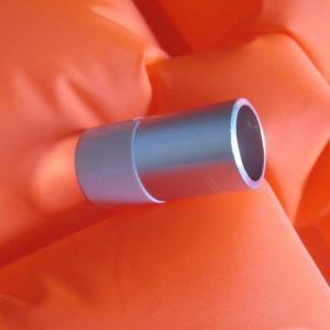 キャンプ用品 これで簡単にエアーマットに息を吹き込めます