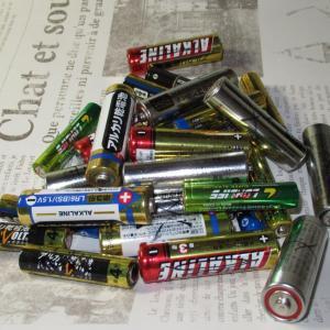 キャンプ用品 エネループなら電池消費が多い大型ランタンも気軽に使える