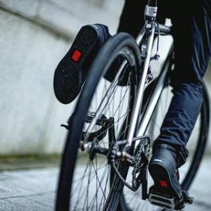 CHROMEのシューズを履いたらサイクリングが楽しくなった