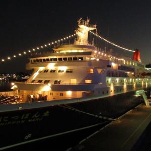 横浜港客船カレンダー 2021年9月