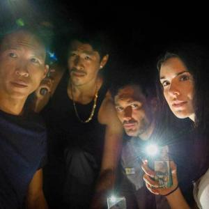 『No Exit』なんだかアノ映画に似ているアジア系製作陣によるホラーコメディ