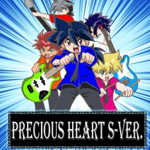 PRECIOUS HEART S-Ver. ②