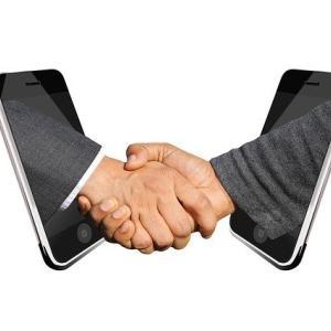 近年の商売に営業(販売)をする職は必要ないのか。