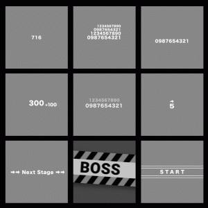 インゲーム文字演出の種類