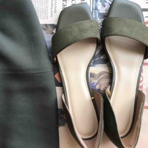 ビックロのGUで靴購入