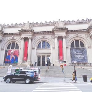 【NY】ニューヨークの美術館/博物館でアート、歴史に触れる