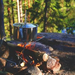 理科とキャンプ