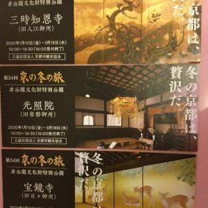 京の冬の旅:②光照院 他