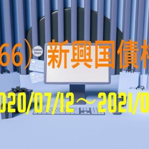 1566上場新興国債権を1年間保有した結果