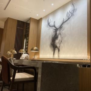 JWマリオットホテル奈良にてアフタヌーンティ