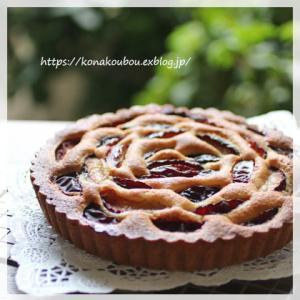 9月のお菓子・プルーンのケーキ