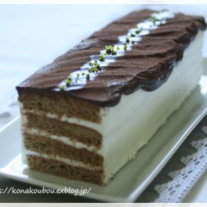 9月のお菓子・大麦のケーキ
