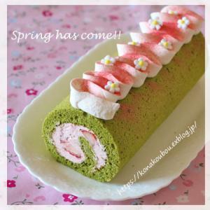 3月のお菓子・春の訪れ