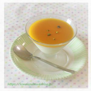定番の杏仁豆腐