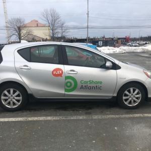 カナダ ハリファックスでカーシェアを利用する Car Share Atlantic の紹介