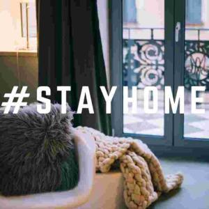新型コロナウイルスから大切な人を守るために #Stayhome