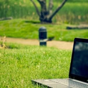 ブログ初心者、3か月の成果、アクセスと収益