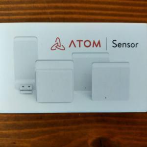 ATOM Sensor【スマートセンサーキット】を使ってみました
