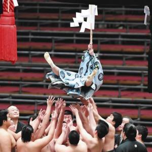 大相撲5月場所が無事開催されることを願います。