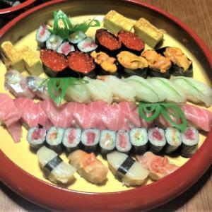 【夢日記】お寿司をごちそうになる