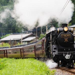 【夢日記】機関車と家ごとぶつかる