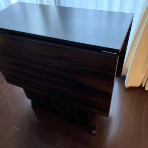 折りたたみ机 パレット(Palette)を買ったのでレビュー 組み立ては大変だけど良い机でした