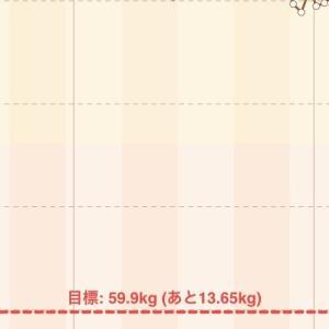 【ついに73kg代】マイナス9.45kg