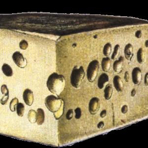 【フリー素材・商用可】お肉とチーズ【アンティーク・ビンテージ・パブリックドメイン】
