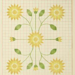 【フリー素材・商用可】かわいいお花のイラスト【アンティーク・ビンテージ・パブリックドメイン】