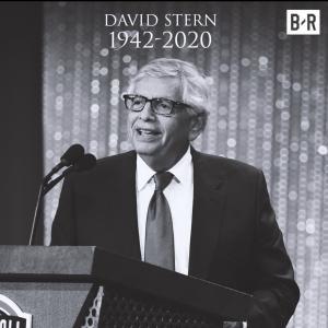 R.I.P NBAを世界的ブランドにしたデビットスターンについて語る