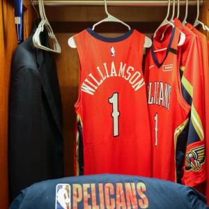 【NBA トピック】鮮烈なデビューを果たし、夢を叶えたザイオン・ウィリアムソン