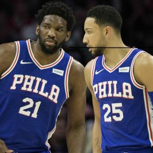 【NBA トピック】76ERSが優勝候補でありながらも苦戦している理由