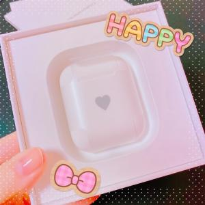AirPods 届きましたわ♪