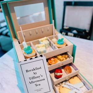 Breakfast at Tiffanys Afternoon Tea ✧.*