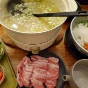 寒い⛄ 鍋🍲にしよ