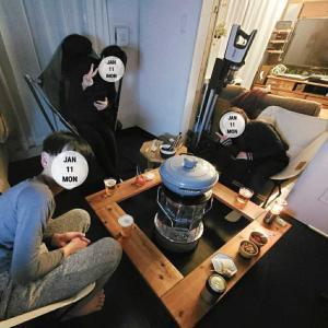 3連休の〆におウチキャンプ飯🎄⛺🎄