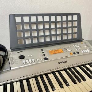 ピアノのお稽古♪