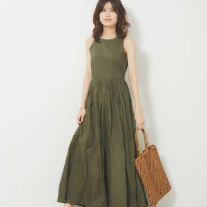 マガシーク ワンピース Rouge vif la cle ルージュヴィフラクレ 【MARIHA】 夏のレディのドレス2503334018