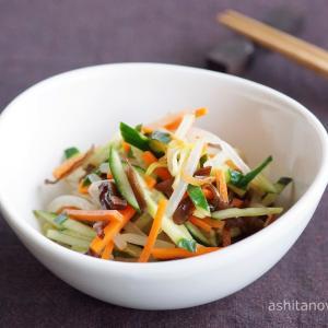きゅうりともやしの中華和えのレシピ・作り方