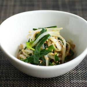 もやしとニラの中華和えのレシピ・作り方