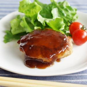 いわしと豆腐のハンバーグのレシピ・作り方【たんぱく質たっぷり&ヘルシー】