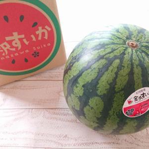 JA金沢市 ほがらか村より金沢すいかを購入…♪