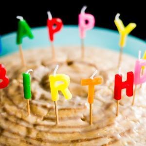 誕生日ケーキへのろうそくの刺し方!おしゃれに映えるアイデア!