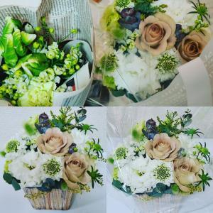 今月2月のお花🌼🌷