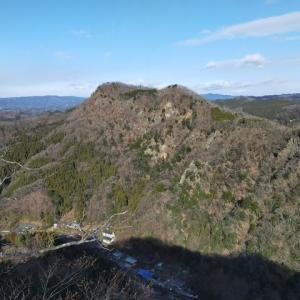 袋田の滝の月居山ハイキング~茨城の山はなめたらいけないよ