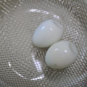 姫ウズラ*ちっこいゆで卵