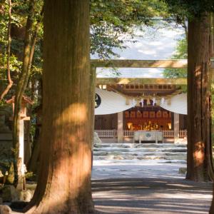 【伊勢国一之宮】椿大神社(つばきおおかみやしろ)